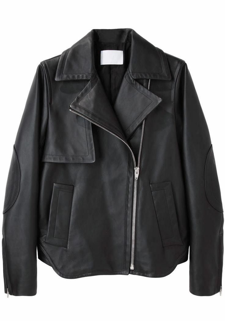 Alexander Wang Perfecto Leather Jacket | La Garçonne