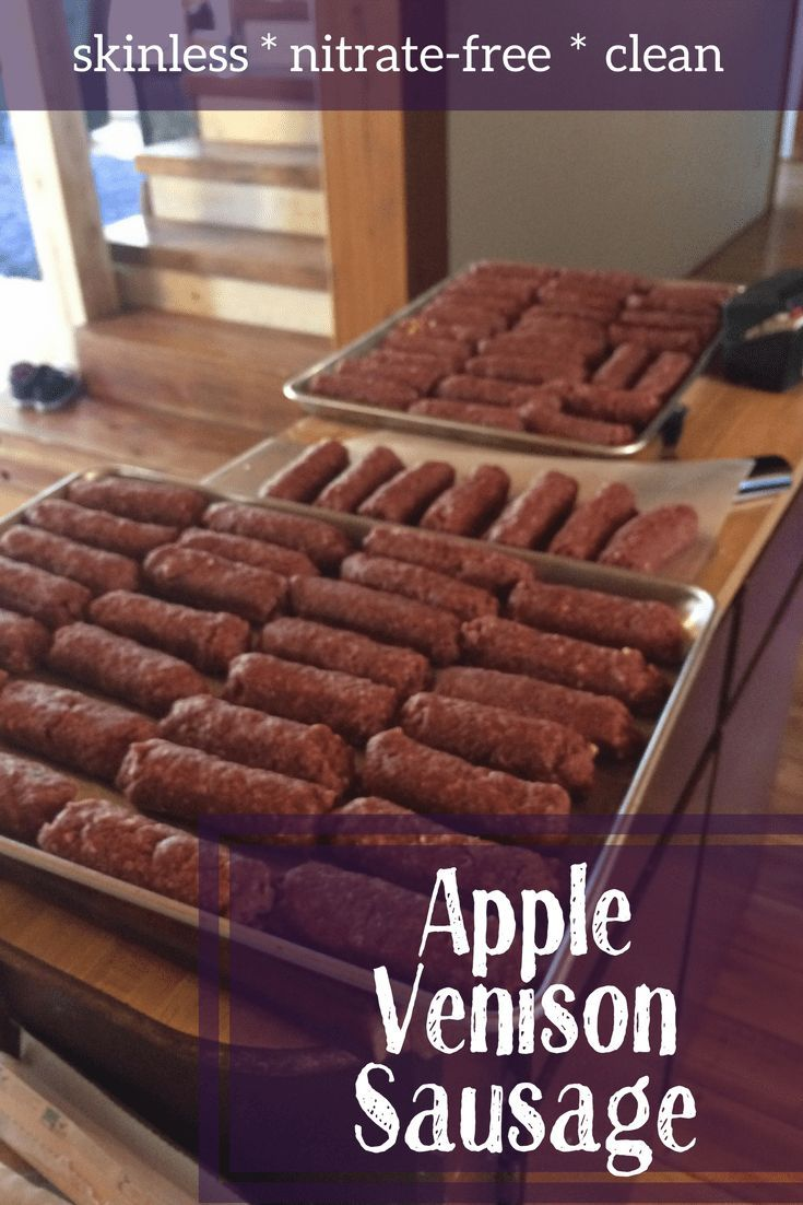 how to cook deer brats on the stove