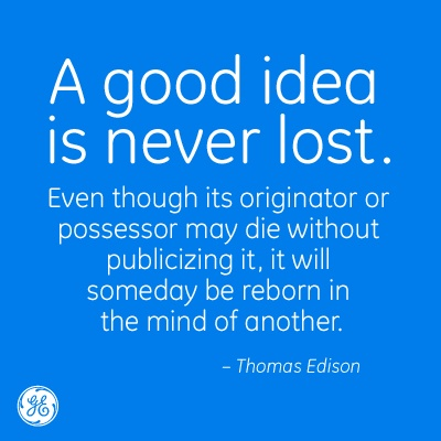 Ge Stock Quote 22 Best Thomas Edison Images On Pinterest  Edison Quotes Research