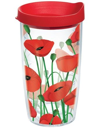 I love my Tervis Tumbler! Hot/cold, microwave/dishwasher safe, and CUTE!