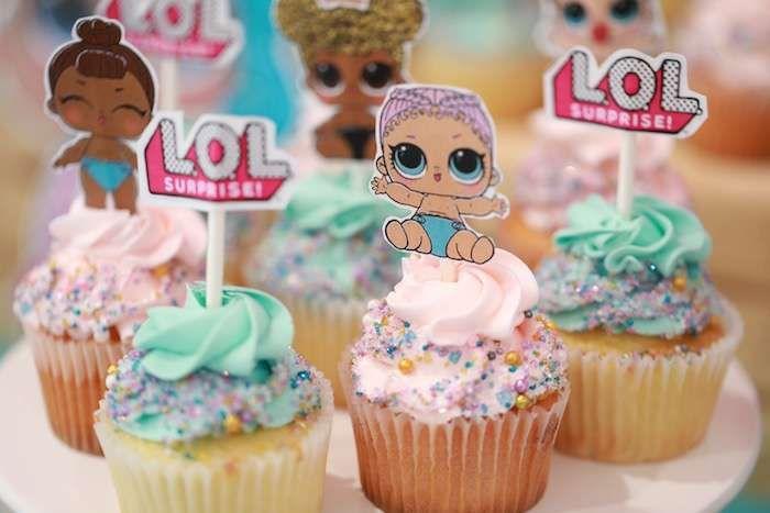 LOL Puppen Überraschungsparty Geburtstagsfeier Ideen | Foto 2 von 7 | Fang meine Party   – Fiestas