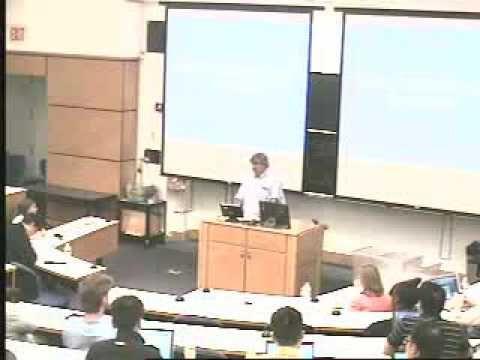 Greg Blotnick -  Bruce Greenwald at Columbia Business School - 2010