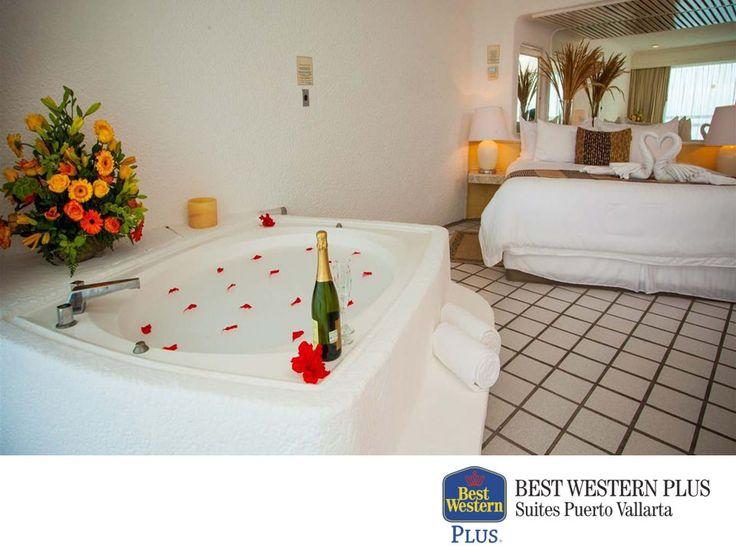 el mejor hotel de puerto vallarta en best western plus suites puerto vallarta ponemos a su