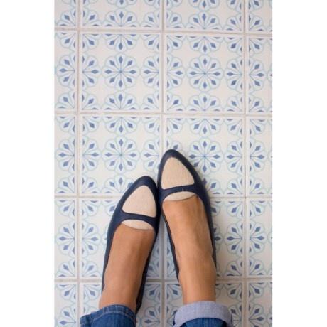 """Zapatos """"made with love"""" x Anaid Kupuri"""