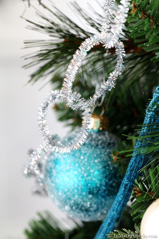 Don't Get Your Tinsel in a Tangle: Ideas for Decorating with Tinsel