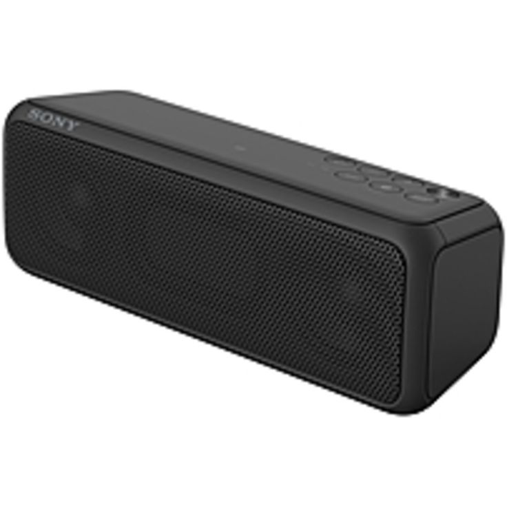 Sony SRS-XB3 2.0 Speaker System - Portable - Battery Rechargeable - Wireless Speaker(s) - Black - 20 Hz - 20 kHz - Bluetooth - Near Field Communication - USB - Advanced Audio Coding (AAC), Passive Radiator, ClearAudio+, Digital Sound Enhancement Engine (D