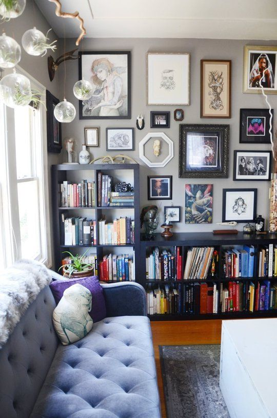 Vintage IKEA What Houseguests Really Notice More Of Augusts Most Popular Posts Best One Room ApartmentApartment TherapyApartment Ideas Living