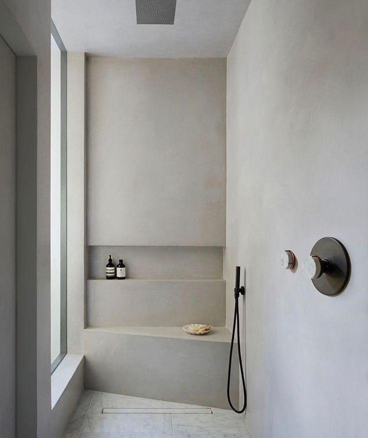 Interessante Rohe Dusche Badezimmer Renovieren Badgestaltung Haus Interieurs