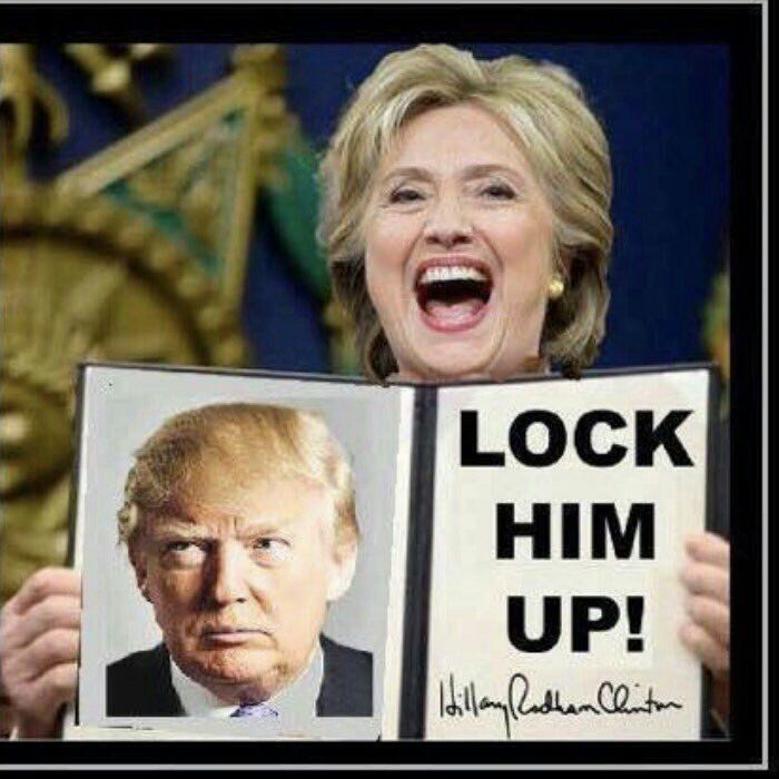 LOCK HIM UP!