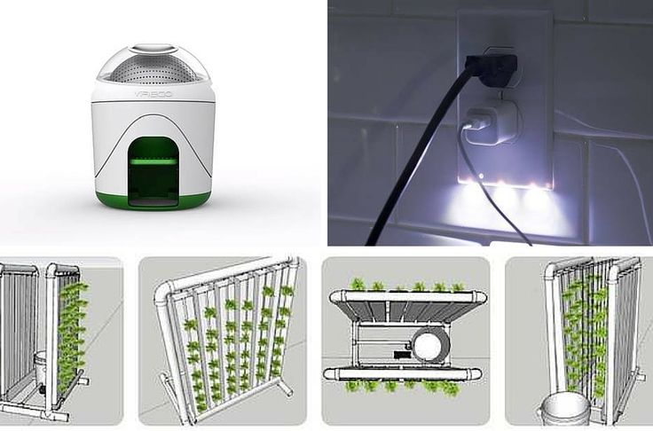 Hydroponics systems, electricity\u002Dfree appliances and more caught your attention in 2015.