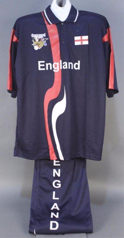 England Cricket International Cup 3Xl Uniform