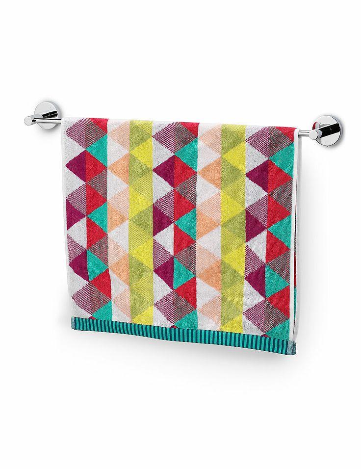 Diamond Towel | M&S