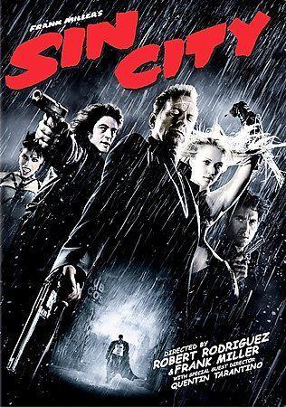 Sin City (DVD, 2006) FREE SHIPPING