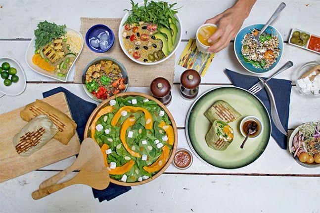 シンガポール発サラダ専門店「サラダストップ!」日本上陸、東京・表参道に1号店