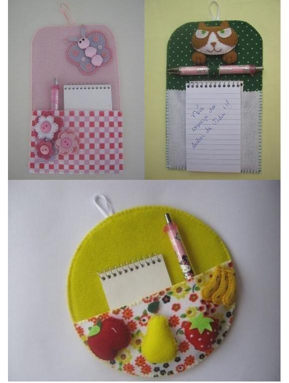 Apostila Porta recados e-mail - Arte & Mimos