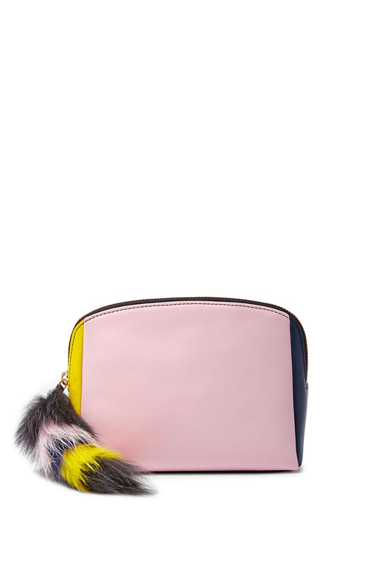 Fossil x Opening Ceremony Cosmetic Case, $60