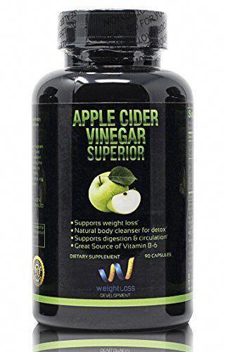 Save Cash Amazonsale Buy Apple Cider Vinegar Pills Capsules