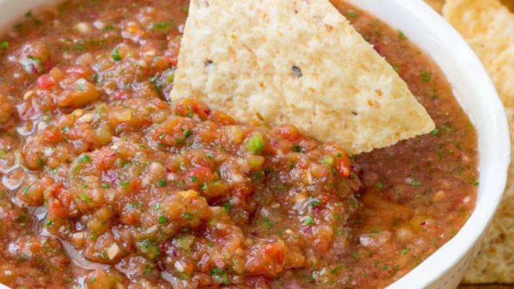 A legfinomabb házi salsa szósz receptje