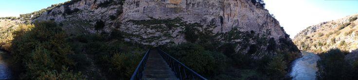 Aggitis Canyon,Alistrati Serres,Greece