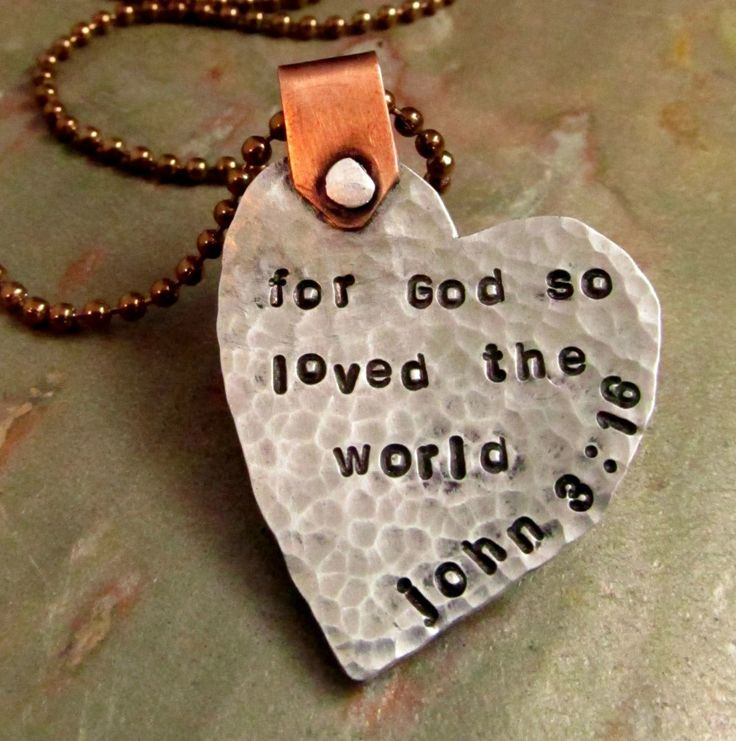 stamped metal jewelry - Google Search