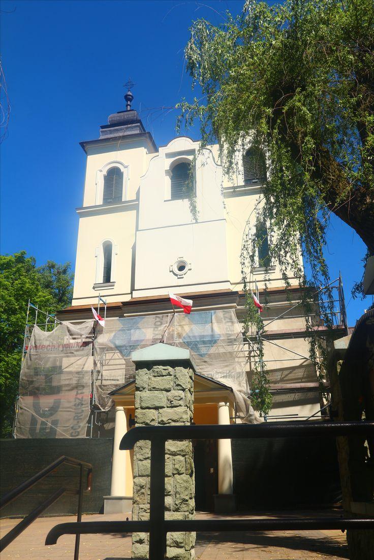 Kościół parafialny Opatrzności Bożej w Jaworzu
