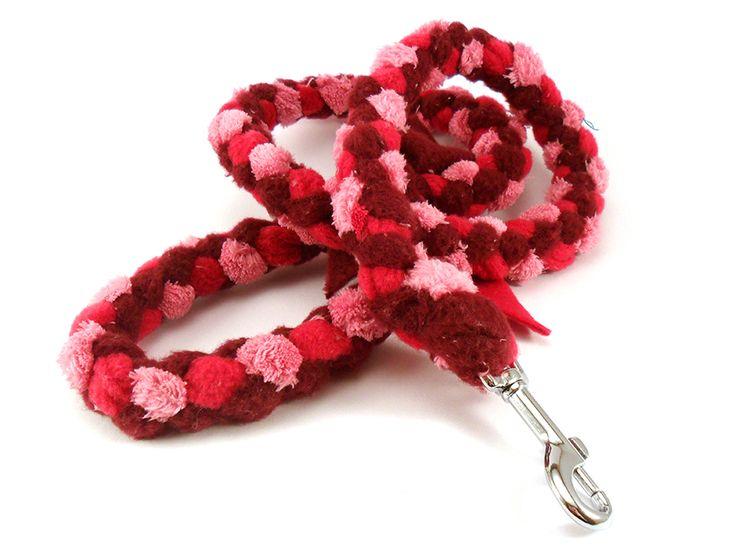 Fonott póráz/ braided leash #colorfundogs #leash