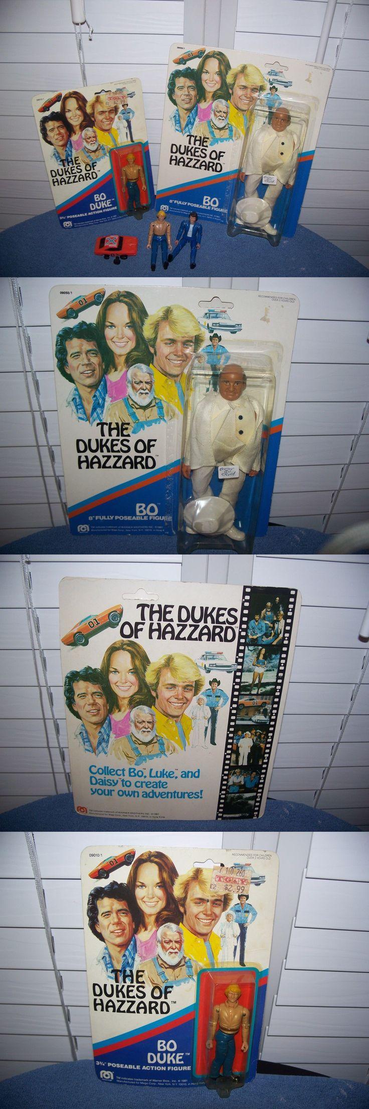 Dukes of Hazzard 20908: Vintage Mego Dukes Of Hazzard Bo Duke 3 3 4 Boss Hogg 8 Figures Error Card Car -> BUY IT NOW ONLY: $127.5 on eBay!