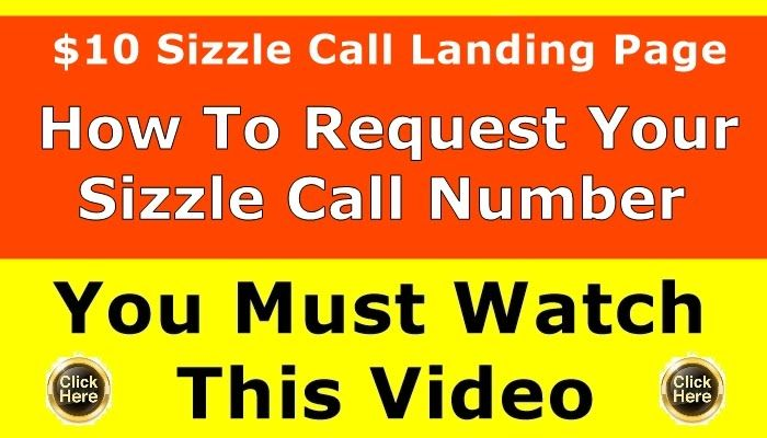 Free $10 Sizzle Call System Built For Your Business Opportunities | Big ... http://cashtrafficmachine.com/link/sizzlecall