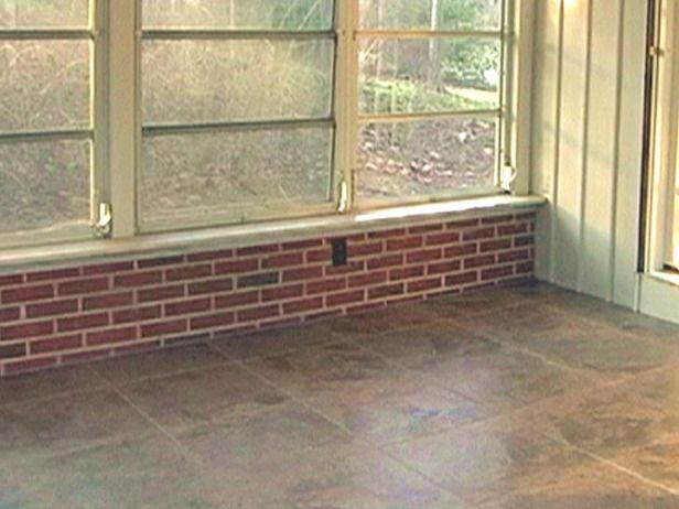 how to install a heated tile floor a radiant heat floor can save homeowners up