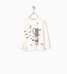 T-shirt passage clouté-Tout Afficher-T-SHIRTS-Garçon-Enfants | 4-14 ans | ZARA France