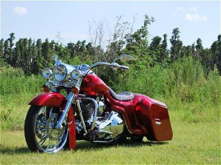 2006 FLHRC Road King Classic  - I don't ride a classic, but I do ride an 06. It's always great to see what others do to their bikes to personalize them.