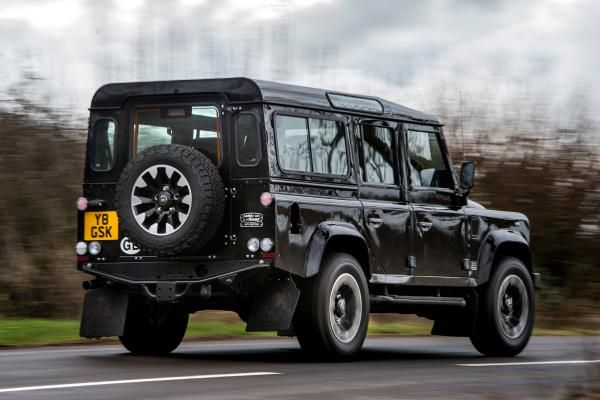 New Land Rover Defender Works V8 2018 Review Land Rover Defender