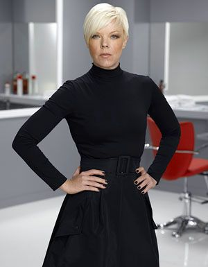 Tabatha Coffey could cut and style my hair and that I could afford her.