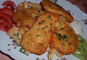 Fish and chips - po česku