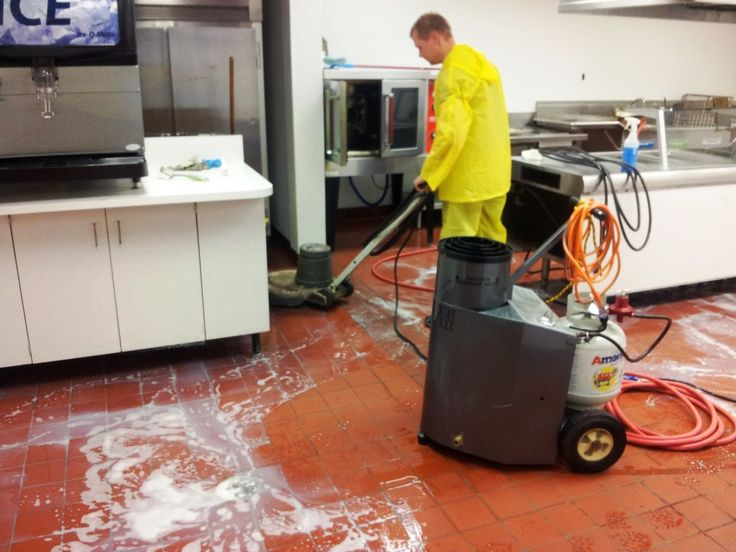 we as independent professional company will 100 guarantee that your business will pass any - Restaurant Cleaner