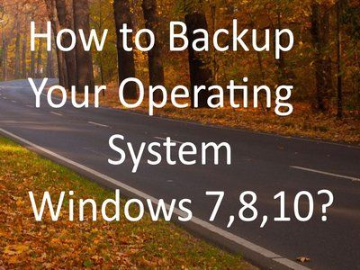 What is Windows 7 Operating System Backup?In Windows, running system backup describes support both system and boot files. As for the Windows operating system prior to Windows 7, such as, XP, Vista, Server 2003, the system partition and the boot partition have been assembled. So that just backing up the …
