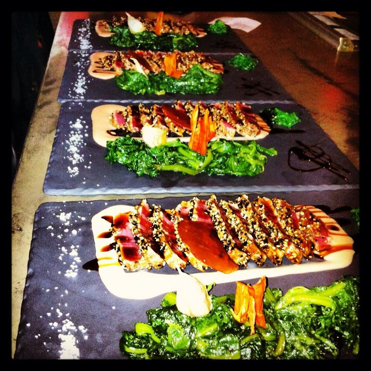 BeEf tAtAki oN sEsAmE & mIxEd pEpPeR cRuSt, WiLd gReEnS, sMoKeD tOmAtO aiOLi & SoYa - MiRiN jUiCe  Cinco*****  endless dream