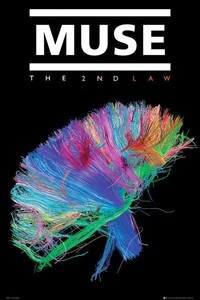 Muse's latest album.  Got to seem them live from this tour.  Will do it again in a heartbeat!