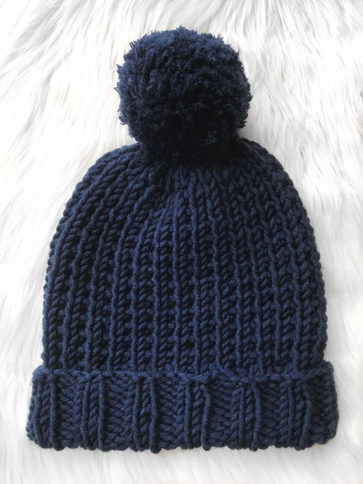 This Is The Matching Beanie For My Blue Steel Scarf