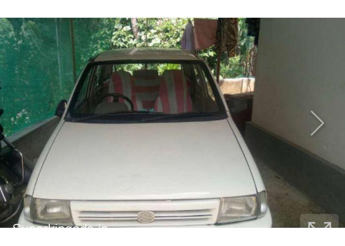 Maruti Suzuki Kochi, Maruti Suzuki Zen for sale in Ernakulam, 120000 Kms, 2000 Model, good condition. Contact Number: 8606720709