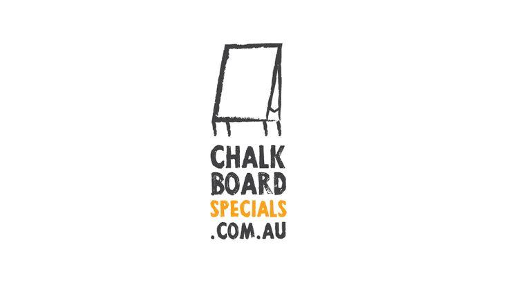 Chalk Board SpecialsLogo / Brand Design
