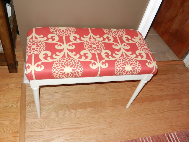 1000 Ideas About Padded Bench On Pinterest Piano Bench