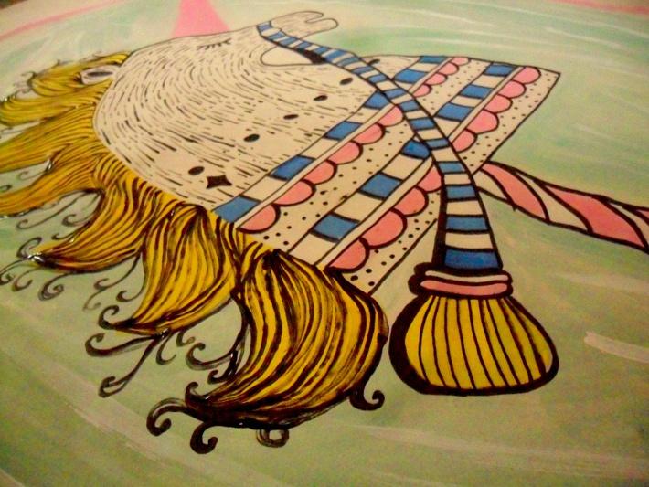 Unicornios♥ by valeria peña parra, via Behance