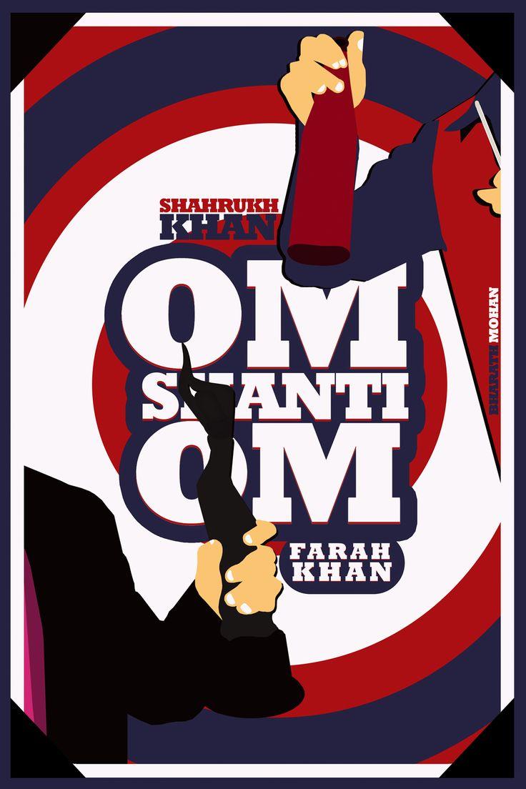 Minimal Movie Posters India : Photo