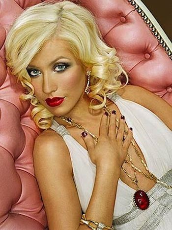 Christina Aguilara... I have loved her from day one. She has the most amazing voice I have ever heard. Just like everyone else in the world.. She has had her problems. So what she has gained weight.. She is still beautiful.