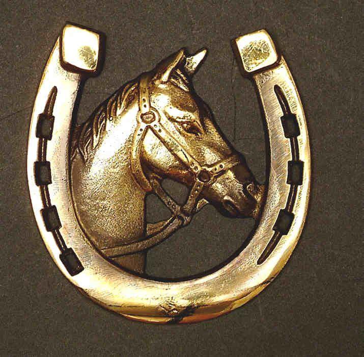 Szczęśliwa PODKOWA 1 koń