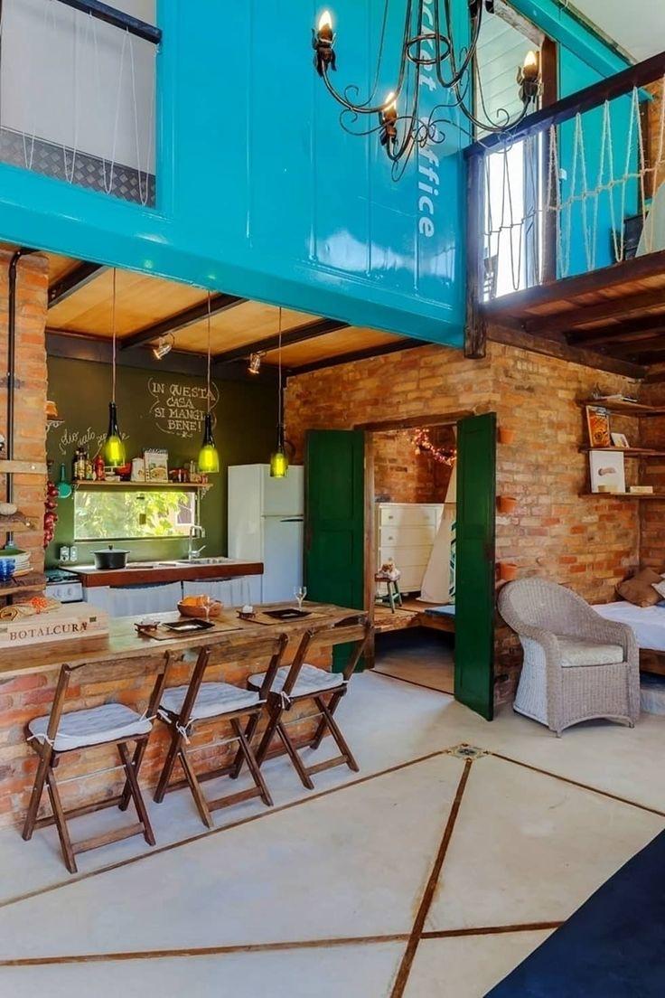 Casa ReFit: Salas de jantar rústicas por Ferraro Habitat