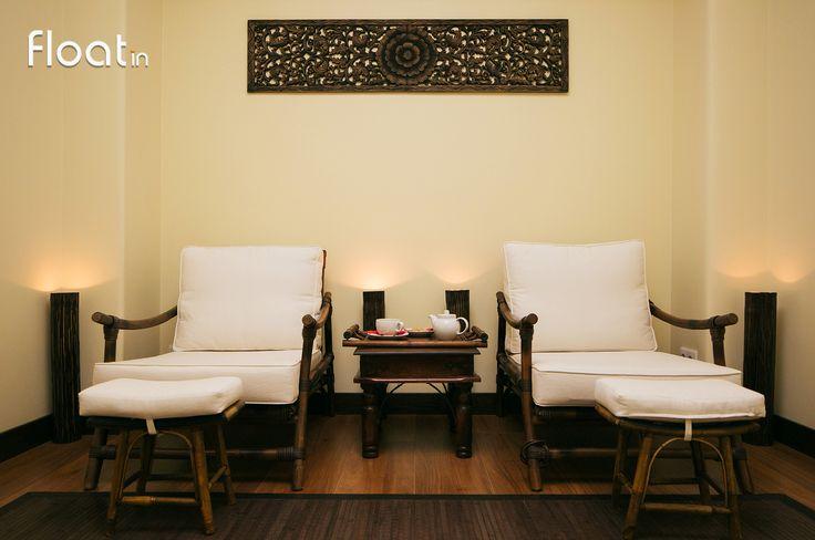 Partilhe momentos de relaxamento a Dois nas nossas sala de relaxamento preparadas especialmente para si