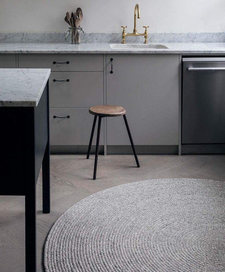 Braid Weave Rug from Armadillo and Co in Pumice. | huntingforgeorge.com