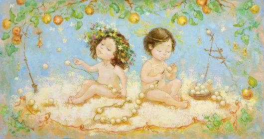 """""""Адам и Ева"""", Катя Дудник"""